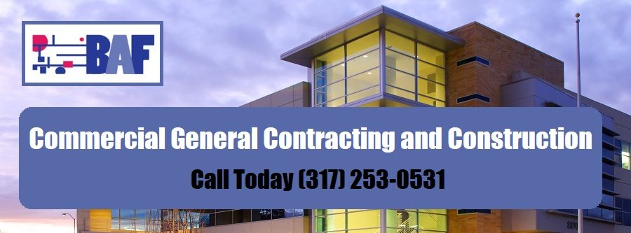 Indianapolis Commercial General Contractors