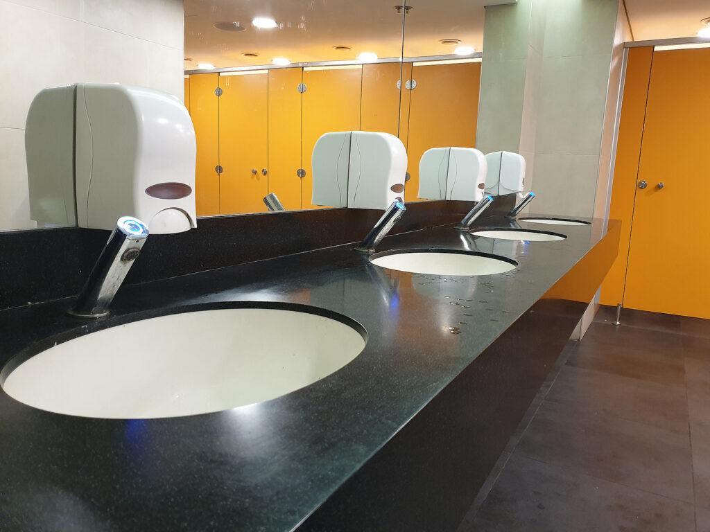 Commercial Restroom General Contractors 317-253-0531